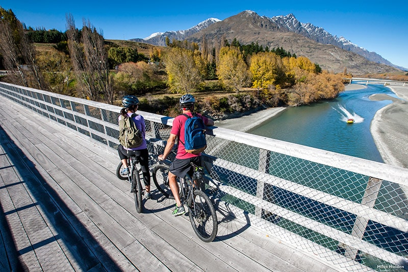 Outdoor pursuits, Queenstown, New Zealand © Miles Holden