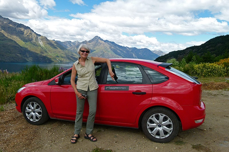 Self Drive tours offer a range of rental-vehicle types from compact to premier. © Black Sheep Touring Co.