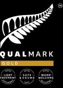 Qualmark Gold Award Recipient